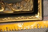 Картина  ,, Античний сюжет ,, Англія. Мраморная крошка. розмір в рамі 42Х37см., фото №10