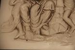 Картина  ,, Античний сюжет ,, Англія. Мраморная крошка. розмір в рамі 42Х37см./, фото №6
