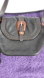 Вінтажна сумочка Etienne Aigner чорного кольору №2, фото №4
