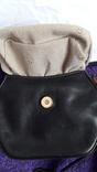 Вінтажна сумочка Etienne Aigner чорного кольору №2, фото №6