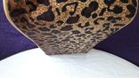 Дорожня сумка Casa di Borse леопардового принту, фото №9