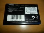 Аудиокассета Konica XR-I 60 новая запечатанная кассета аудио, фото №3