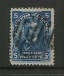 Брит. колонии. 1897 Ньюфаундленд, король Георг V, герцог Йоркский, фото №2