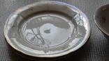 Четыре тарелки и пиала дружковский ф/з, фото №12