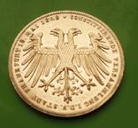 2 гульдена 1848р. Франкфурт. Йохан Батиста., фото №5