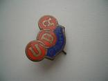 Знак Чехословакия,футбольный клуб 1953-56 гг Прага, фото №2