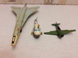 Лот авиации(инерционные), фото №4