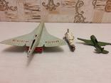 Лот авиации(инерционные), фото №5
