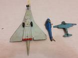Лот авиации(инерционные), фото №6