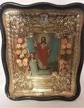 Икона Воскресение Христово . Большой размер., фото №4