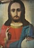 Икона Иисус Христос . Большой размер., фото №5