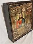 Икона Иисус Христос . Большой размер., фото №2
