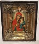 Икона Матерь Божья, образ пресвятой Богородицы. Большой размер., фото №2