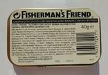 """Коробка от конфет """"Fishermans Friend"""" Англия, фото №8"""