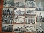 Памятные места Москвы 26 шт, 1957г., фото №2