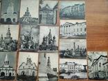Памятные места Москвы 26 шт, 1957г., фото №3