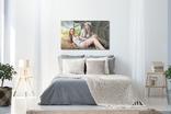 Картина, Сільські дівчата, 100х60 см. Живопис на полотні, фото №9