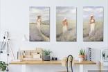 Картина, Запах лаванды, 60х35 см. Живопись на холсте, фото №9