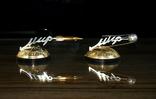 Сувенир настольный МИР Спутник Ракета Глобус 8 штук, фото №3