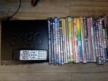 23 dvd диска +dvd плеер одним лотом, фото №2