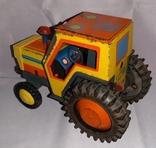 Заводная игрушка Трактор Ссср, фото №3