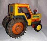 Заводная игрушка Трактор Ссср, фото №6
