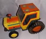 Заводная игрушка Трактор Ссср, фото №9