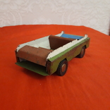 Машинка игрушка СССР., фото №6