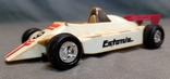 Машинка СССР Формула-1 Norma Норма Эстония Длина 16 см Ширина 7,5 см, фото №4