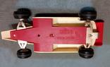 Машинка СССР Формула-1 Norma Норма Эстония Длина 16 см Ширина 7,5 см, фото №5