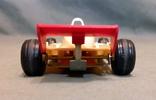 Машинка СССР Формула-1 Norma Норма Эстония Длина 16 см Ширина 7,5 см, фото №6