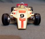Машинка СССР Формула-1 Norma Норма Эстония Длина 16 см Ширина 7,5 см, фото №10