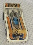 Matchbox Superfast Hi Tailor No 56 Car number 5 England 1974 Lesney, фото №5
