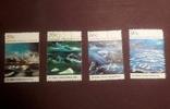 Серия марок 1989 г. Антарктические территории Австралии, фото №2