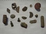 Старинные артефакты (53,06 г), 16 шт, фото №2