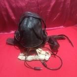 Шлем лётный зимний с наушниками , микрофон, фонарь., фото №2