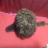 Шлем лётный зимний с наушниками , микрофон, фонарь., фото №5