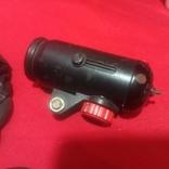 Шлем лётный зимний с наушниками , микрофон, фонарь., фото №9