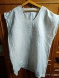 Сорочка без рукавов, фото №2