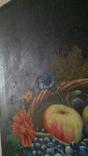 Натюрморт Г.Трегуб холст масло 40х60см, фото №6