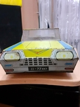 Игрушка автомобиль машина ГАИ Милиция Кубань, фото №2