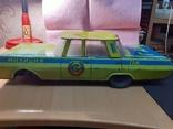 Игрушка автомобиль машина ГАИ Милиция Кубань, фото №5