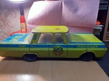 Игрушка автомобиль машина ГАИ Милиция Кубань, фото №6
