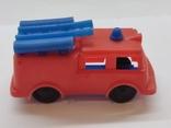 Машинка игрушка Пожарная машина времён СССР, фото №5
