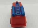Машинка игрушка Пожарная машина времён СССР, фото №6