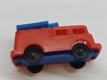 Машинка игрушка Пожарная машина времён СССР, фото №8