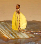 Янтарный кулон, фото №4