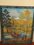 Картина из камня 45х35 см, фото №10