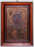 Старая Икона Пресвятая Богородица, фото №2