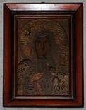 Старая Икона Пресвятая Богородица, фото №3